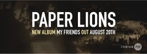 My Friends out August 20, 2013