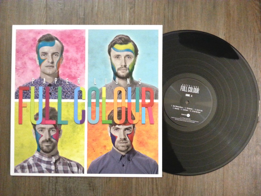 Full Colour Vinyl