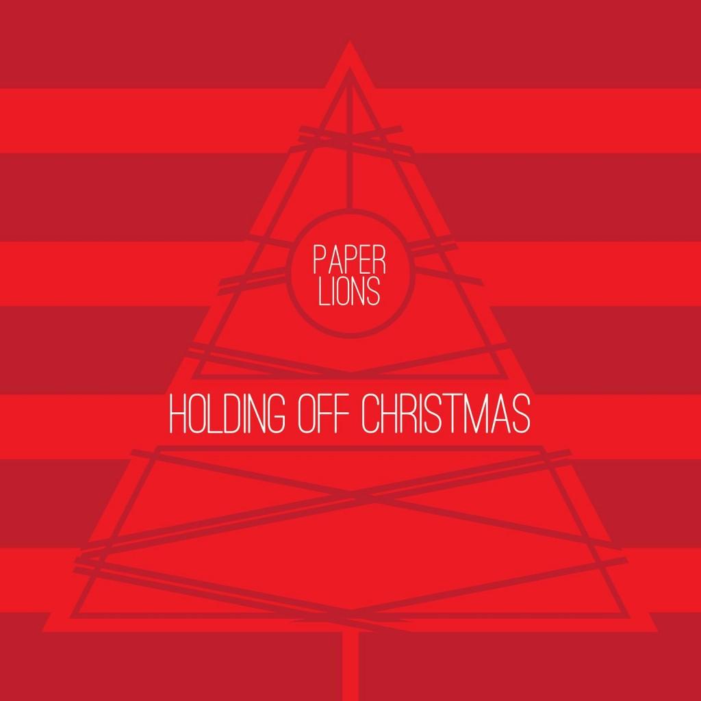 Holding Off Christmas artwork